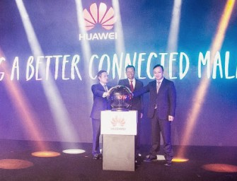 Huawei launches smart city solutions for Malaysia