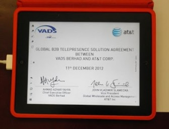 VADS' Telepresence Goes Worldwide