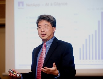 The Exec View Point: NetApp's Andy Khoo