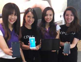 Sony debuts three new Xperia devices in the Malaysian market – Z4 Tablet, C4 Dual,  M4 Aqua Dual