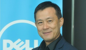 William Tan head of Enterprise Solutions Dell Malaysia