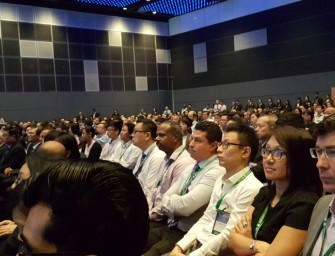 GovernmentWare 2015, Singapore