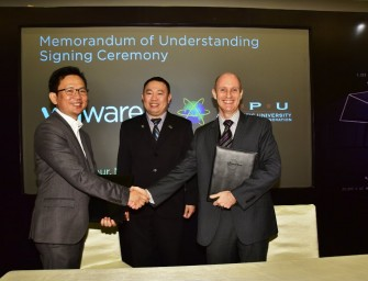 VMware and APU collaborate to equip Malaysia's next-generation digital workforce