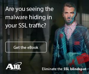 SSL blindspot