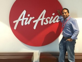 Concur Empowers AirAsia to soar new heights with Cloud Computing