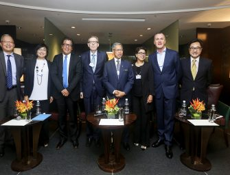 Boston Consulting hosts talk at WEF to discuss next generation of ASEAN growth