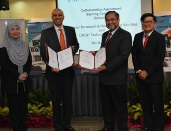 TM R&D Signs Collaboration Agreement With UMCH Technology To Accelerate E-Health R&D Collaboration