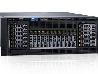 Dell's Customers to Maximize Performance of Enterprise Applications and Core Workloads with PowerEdge Four-Socket Servers