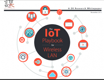 The IoT Playbook for Wireless LAN
