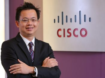 Albert Chai Managing Director for Cisco in Malaysia