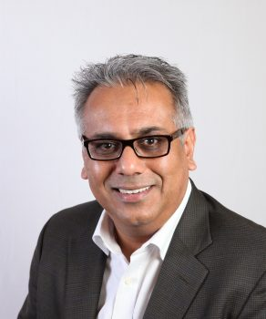 Tervinderjit Singh, a Gartner VP