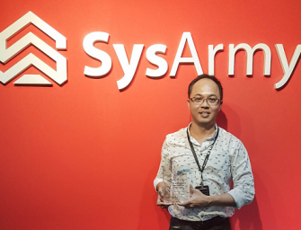 SysArmy Wins Prestigious Malaysia Cyber Security Innovation Award 2016