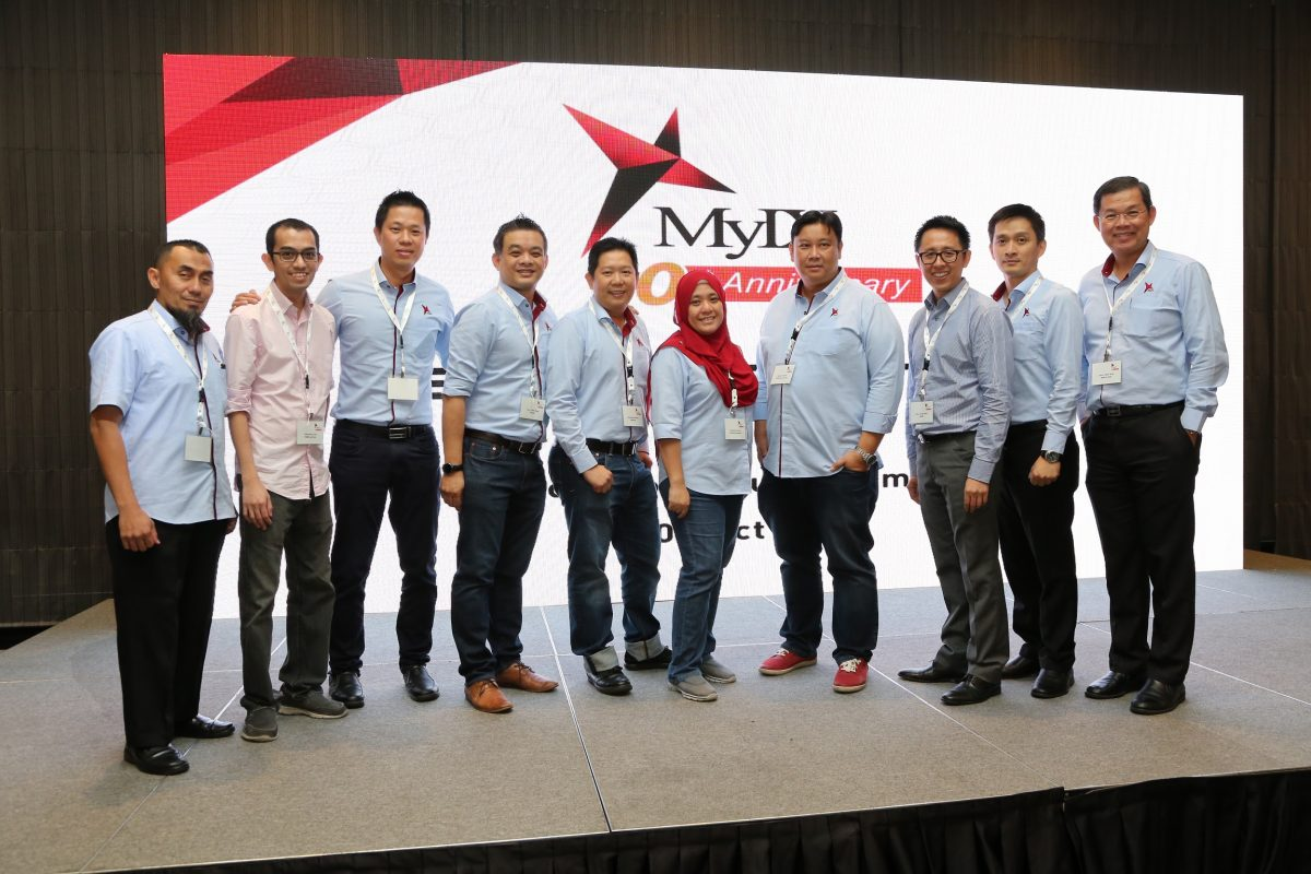 MyIX 2016-2017 Executive & Steering Commitee