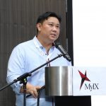 MyIX Chairman Chiew Kok Hin Addressing Delegates at the Peering Forum