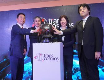 Asia's Largest Business Process Outsourcing Company, transcosmos inc., Forays into Malaysia