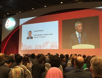 Cyber securing an island republic: Singapore shows it means business