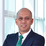 Wan Zainal Adileen, Managing Director of edotco Malaysia.
