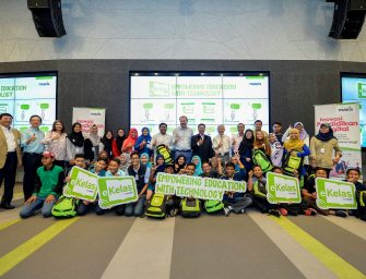 Maxis launches flagship Corporate Responsibility programme, Maxis eKelas