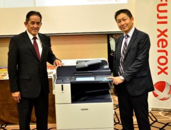 Fuji Xerox's New Smart Work Gateway Concept