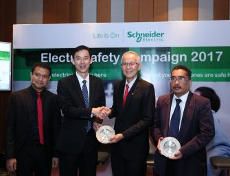 Schneider Electric ElectroSafety campaign calls on public to switch on to electrical safety