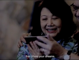 Maxis 4G follows up YouTube Ad of The Year 'The Last Kitemaker' with a new reunion film for Chinese New Year