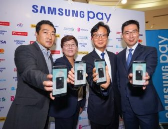 Samsung Pay Goes Live in Malaysia