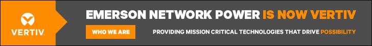 Vertiv new logo