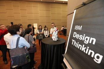 "IBM demonstrating Watson's flexibility and capabilities in a range of business fields powered by its ""Design Thinking"" philosophy"