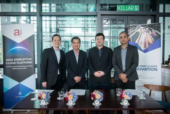 Lim Chin Sean, Rodrigues Teh, Hui Kiat Bin, Reuben Gerard Paul