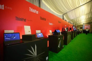Refreshed Lenovo ThinkPad devices with Kaby Lake processors on showcase.