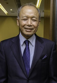 YABhg Tun Arifin bin Zakaria, Independent Non-Executive Chairman of Microlink