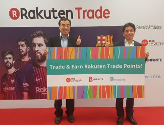 Rakuten Trade Disrupts Online Trading Market with 3-Partner Loyalty System