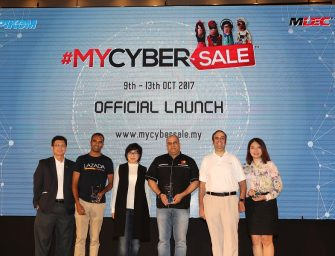 #MYCYBERSALE 2017 Provides Boost to Malaysia's eCommerce Sector