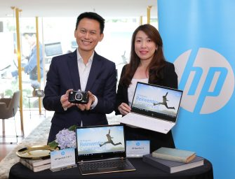 Megatrends impacting SEA shape HP's product rollout