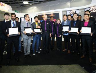 Malaysia PM Inducts Gameka into TENxCLUB