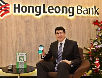 HONG LEONG BANK ENABLES MERCHANTS TO ACCEPT  WeChat Pay IN MALAYSIA