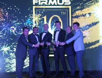 Firmus turns 10, celebrates with industry Gala Dinner