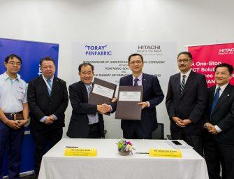 Penfabric looks to Hitachi Sunway to Decrease Energy Usage