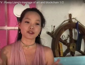 Marriage of Art and Blockchain