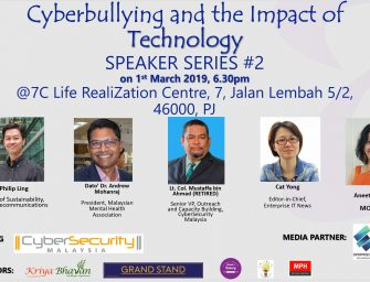 CYBERBULLYING AND THE IMPACT OF TECHNOLOGY (A Panel Discussion)