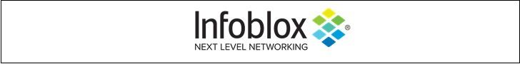 Infoblox – top banner