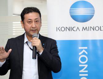 Konica Minolta Launches Experience Centre
