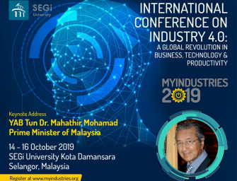 SEGI Uni Hosts IR4.0 Conference