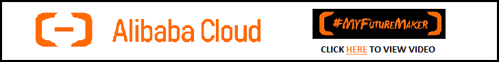 Alibaba Cloud Top Banner