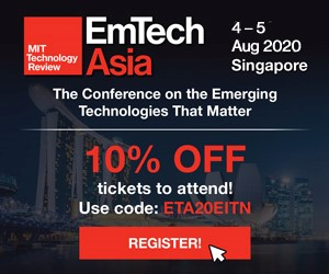 EmTech Asia Side Spot