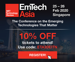 EmTech Asia Side Spot