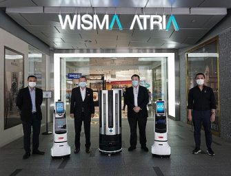 Otsaw Launches World's First UV-C LED Disinfection Autonomous Robot