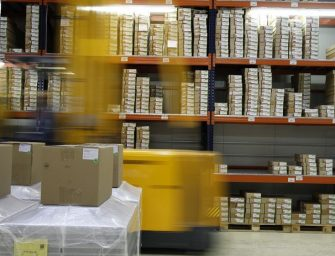 Automation, one of trends for logistics