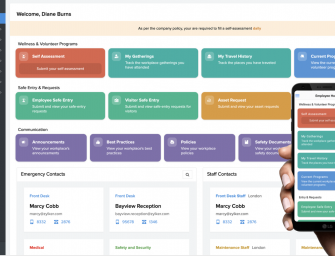 Zoho Introduces BackToWork, Enabling Employees to Return to Work Safely