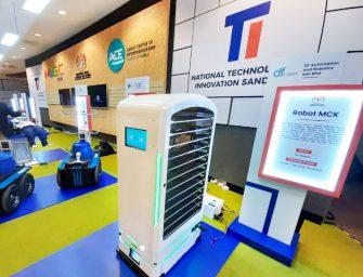 Robotics in healthcare: A Malaysian example